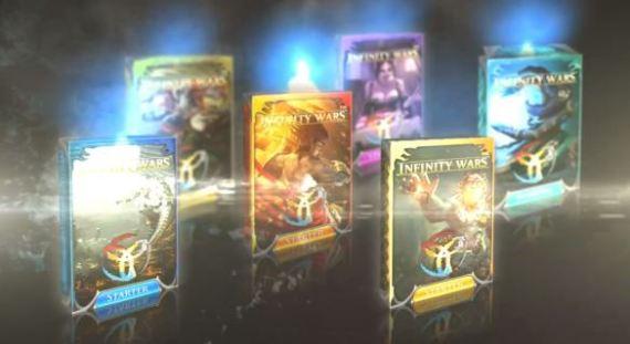 Theme decks