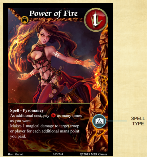 Power of Fire